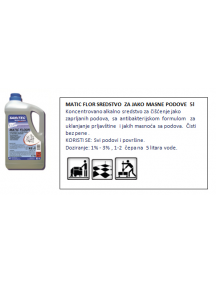 SANITEC MATIC FLOR 5000ML