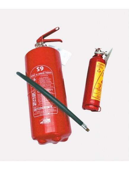 Vatrogasni aparat pod stalnim pritiskom S-9A